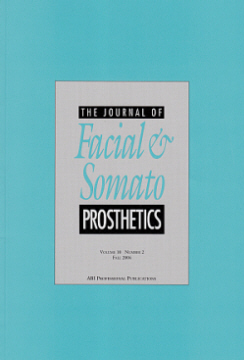 Journal of Facial & Somato Prosthetics